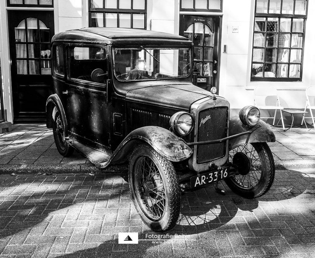 Austin Saloon 1933